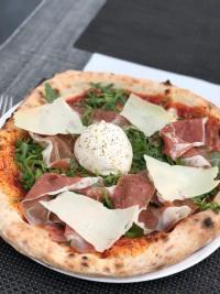Le grand retour des pizzas de Daniele et la création de la carte snacking  au Sporting