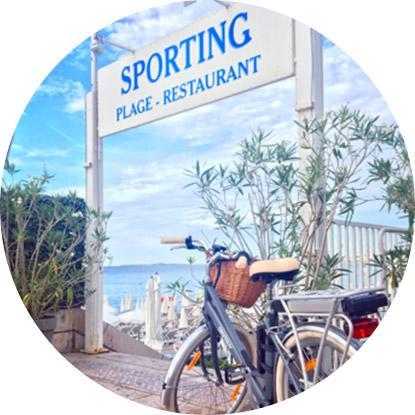 Restaurant plage Nice